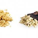الحبوب والفواكه المجففة