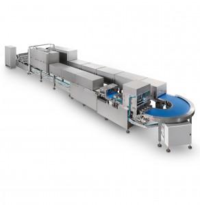 Impianto produzione barrette cereali / energetiche