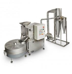Tostador 50 Kg/h para frutos secos