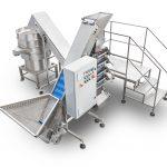 Impianti granella e farina di frutta secca