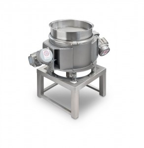 Creams and Nuts paste sieves