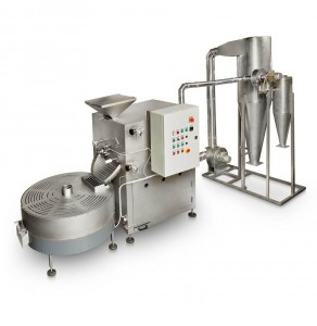 Roaster for dried fruits 50 Kg